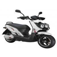 Quality Zero Discharge Electric Moped Scooter , 3000W LS-BWS Electric Scooter for sale