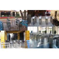 Quality Stainless steel full automatical ticket machine barcode tripod turnstile for Spanish canime for sale