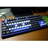 Quality Multimedia Laser LED Backlight Mechanical Gaming Keyboard Quiet Mechanical Keyboard for sale
