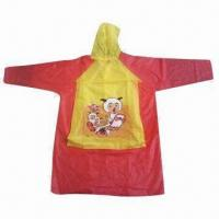 Quality Poncho, made of PVC for sale