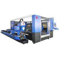 Quality TY-3015JBG Pipes and sheet cutting in one Laser Cutting Machine 700-6000W for sale