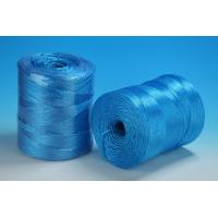 Quality 1 - 5 Mm 1 / 2 Strand Fibrillated Polypropylene Twisted Twine Rope For Agriculture for sale