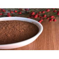 Quality OEM 25kg HALAL Alkalized Cocoa Powder With Natural Cocoa Smell Odour And Taste for sale