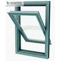 Quality Powder Painted  Aluminum Window Extrusion Profiles 6063 Green for sale