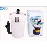 Buy 3-Layer ABS Project Plastics Fish Tank Water Filter With Pump And Pipes Wholesale at wholesale prices