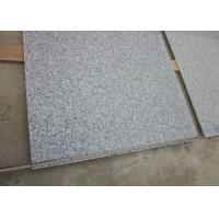 Buy Bianco Crystal Grey G603 Granite Stone Tiles 1200 X 600mm Honed Finished at wholesale prices