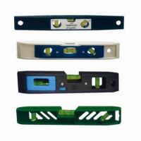 China Mini Promotional Measure Spirit Level with 3 Level Bulbs and Magnetic Base, Torpedo Type on sale