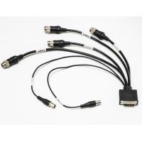Quality Rear View Camera Cable With 4 Pin Connector For Camera Video And Audio for sale