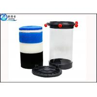 Buy Quiet Large Capacity Aquarium Pre-filter With UV Germicidal Lamp External Water Filter for Fish Tank at wholesale prices