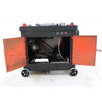 China Compact Automatic Rebar Stirrup Bending Machine For Construction Projects on sale