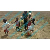 Buy cheap hand pushing corn and beans seeder from wholesalers