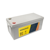 Quality 12.8V 200Ah LiFePO4 Battery Pack With Lithium Ion Phosphate for sale