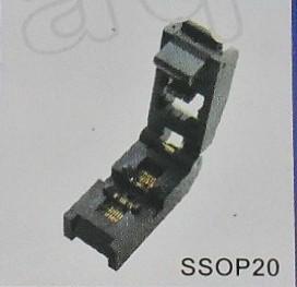 Quality SSOP20 / ssop - 20 IC socket adapter for sale