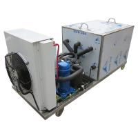 China Air cooling block ice making machine ice brick machine on sale