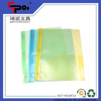 Buy Office & School Supplie Printed PP Stationery Transparent Easy File Folder at wholesale prices