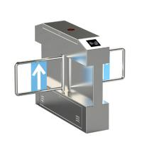 China ODM RFID Counter Swing Pedestrian Turnstile Gate Torniquete Entrance Electronic on sale
