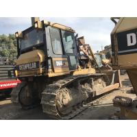 Quality Original Colour Second Hand Construction Equipment  D6g Old Caterpillar Bulldozer for sale