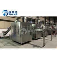 Buy cheap Monoblock Carbonated Drink Filling Machine 200-2000ml Plastic Bottling Equipment from wholesalers