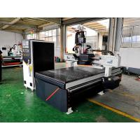 Buy cheap Wood Foam PE cnc milling machine with linear automatic tool changer from wholesalers
