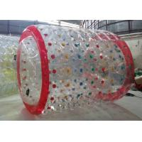 Quality Awesome Inflatable Water Toys / Inflatable Aqua Roller Ball For Fun for sale