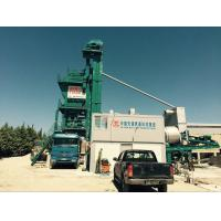 Quality 310KW Installed Power Mobile Asphalt Plant Road Making Machine 40M3 Hot Bin Section for sale