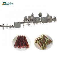 Buy cheap Chewing Gum extruder Equipment Pet Food making machinery with CE from wholesalers