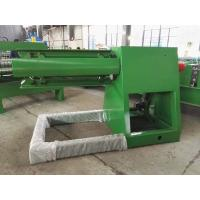 Bluesteel Metal Roofing Roll Forming Machine 0.3-0.7mm Thickness 235MPa