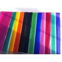 Quality colored glassine paper for sale