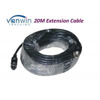 Quality 4 Pin Aviation Male to Female Aviation Extension Cable for rear view camera system for sale