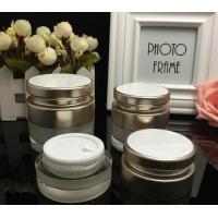 Quality empty 30gram  50gram cosmetic packaging acrylic jar  manufacturing for sale