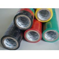 Quality Green / Red / Black Single Side Adhesive Insulation Tape for Cables and Wires for sale