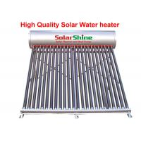 Quality PLUS Series Vacuum Tube Solar Water Heater Polyurethane Insulation Material for sale