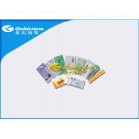 Quality Easy To Form Pharmaceutical Sachets Roll With Good Tear Ability Moisture Proof for sale