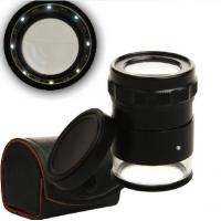 China Graduated Surface Metallurgical Microscope With Built - In LED Ring Light on sale