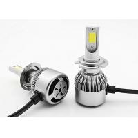 Quality C6 36W Bright LED Headlight Bulbs All in One Kit H7 H11 H4 6000K Cob Car Headlight for sale