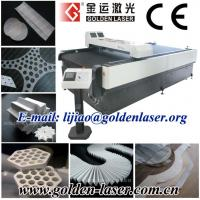 Quality Filter Cloth Laser Cutting Machine CJG-160300LD for sale