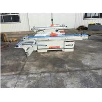 Quality MJ243 small vertical panel slide table saw machine with discount price now for sale