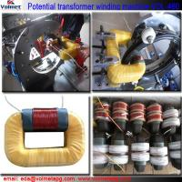 Buy transformer coil winding machine for silicone rubber insulator at wholesale prices