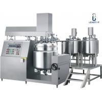 China Pharmaceutical Ointment Vacuum Emulsifying Machine , Emulsification Equipment on sale