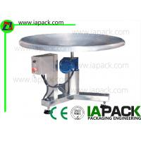 Quality 220V Auxiliary Machinery Disc Arrange Machine For Food Packaging for sale