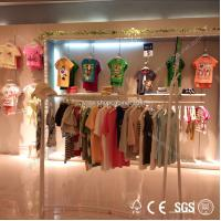Buy Double-sided clothes hanging shelf at wholesale prices