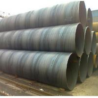 Quality Grade X65MB SSAW Steel Pipe Wall Thickness 110Mm Spiral Welded Tube For Oil Pipe for sale