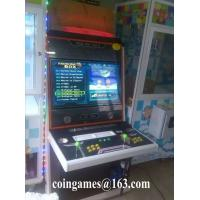 Buy [Include 520Xgames]2016 New Amusement Coin Operated Tekken Street Fighter Arcade Cabinet Video Game Machine at wholesale prices