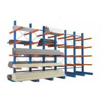 Quality Heavy duty warehouse steel cantilever racking for pipe storage for sale for sale