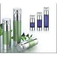 Quality 15ML 30ML 50ML Chinese manufacture of cosmetic lotion pump  bottles for sale