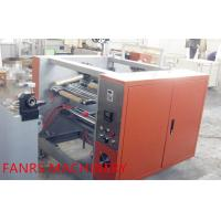 Quality Easy Adjusting Semi AutoAluminum Foil Rewinding Machine For Household / hotel for sale