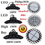 Quality UFO 150W LED High bay Light for sale