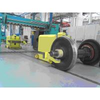 Quality Horizontal CNC Hydraulic Wheel Press For Railway Vehicle Repairing for sale