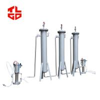 Quality LPG filtration column Machine 1500mm Height Stainless Steel Material for sale