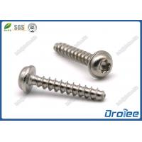 Quality 410 Stainless WN1451 Torx Round Washer Head PT Thread Screws for Thermoplastics for sale